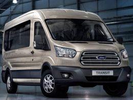 Ford Transit 3 Minibus