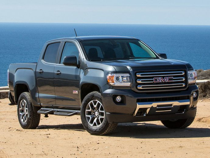 Photo GMC CANYON