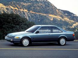 Honda Accord 3 Coupe