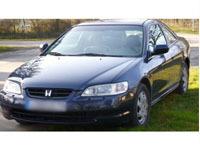 Honda Accord 6 Coupe