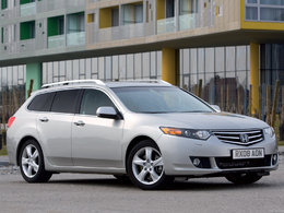 Honda Accord 8 Tourer