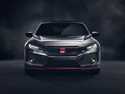 Honda Civic 10 Type R