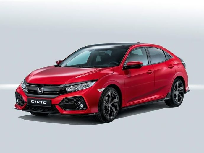 Photo honda civic 2017