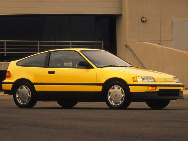 Photo honda civic 1989