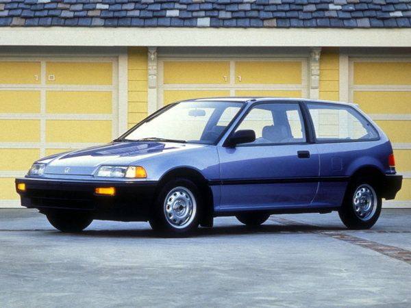 Photo honda civic 1992