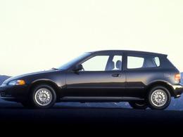 Honda Civic 5 Aerodeck