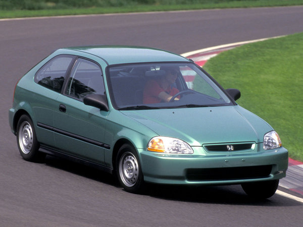 Photo honda civic 1998