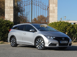 photo de Honda Civic 9 Tourer