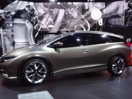 HondaCivic Wagon Concept