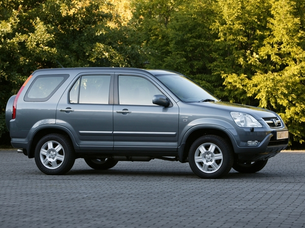 Photo honda cr-v 2003