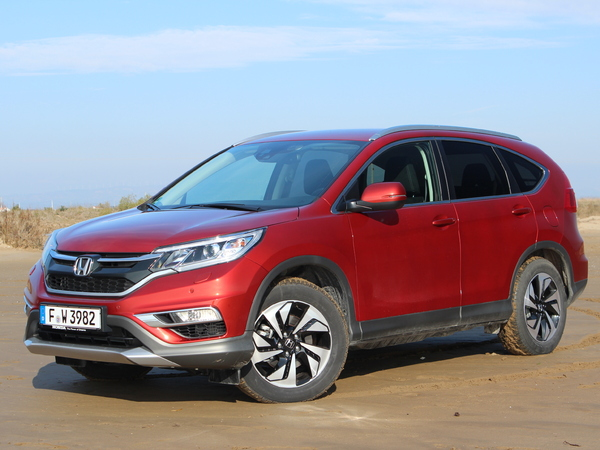 Photo honda cr-v 2018