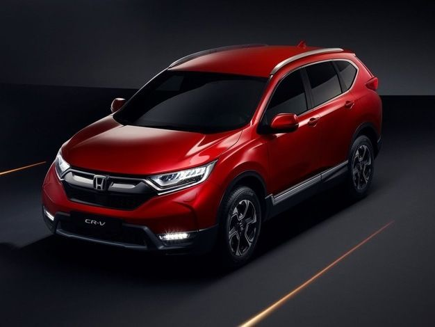 Photo honda cr-v 2019