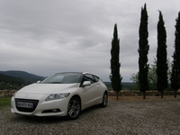 photo de Honda Cr-z