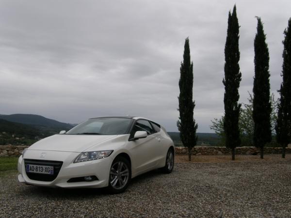 Honda Cr-z