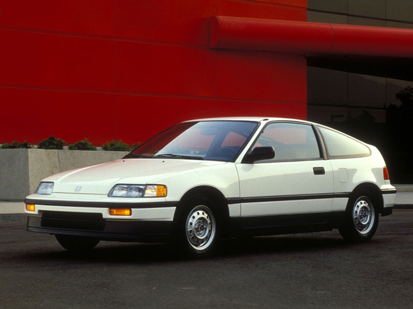 Honda Crx 2