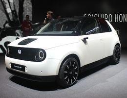 Honda E-prototype Concept