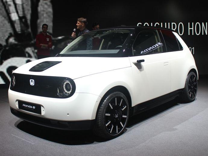 HondaE-prototype Concept