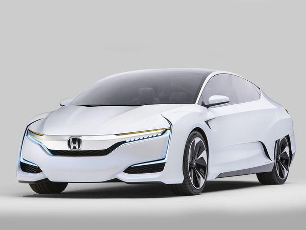 HondaFcv