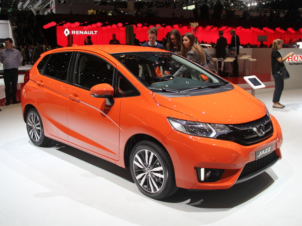Photo honda jazz