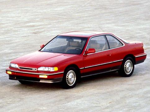 Argus Honda Legend 1988 Coupe 2.7 v6 ex bva