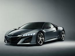 photo de Honda Nsx 2