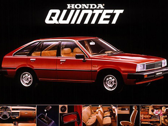 Photo HONDA QUINTET