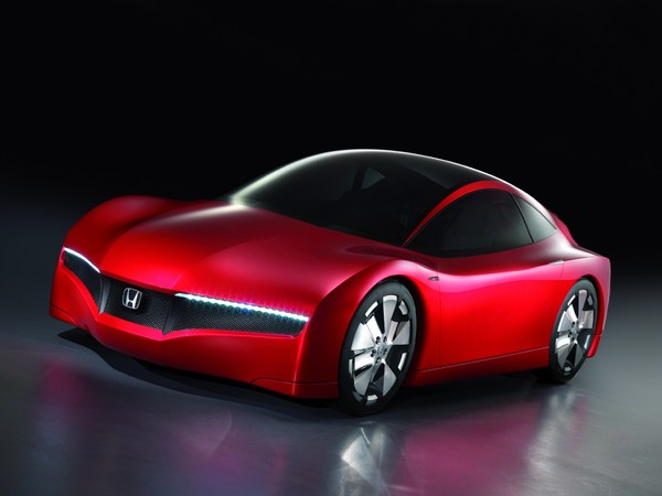 HondaSmall Hybrid Sports