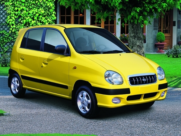 Photo HYUNDAI ATOS
