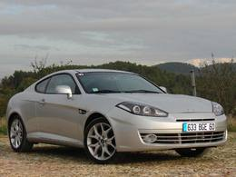 photo de Hyundai Coupe 2