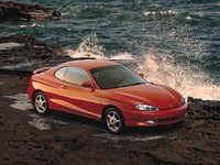 photo de Hyundai Coupe