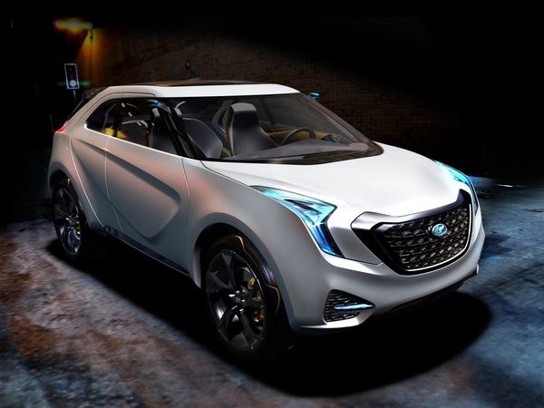 HyundaiCurb Concept