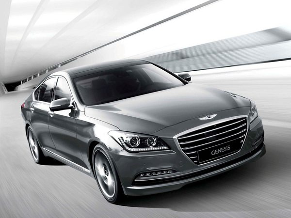 Photo HYUNDAI GENESIS