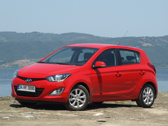 Photo hyundai i20 2012