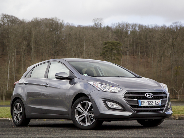Photo hyundai i30 2013