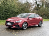 photo de Hyundai I30 (3e Generation) Fastback
