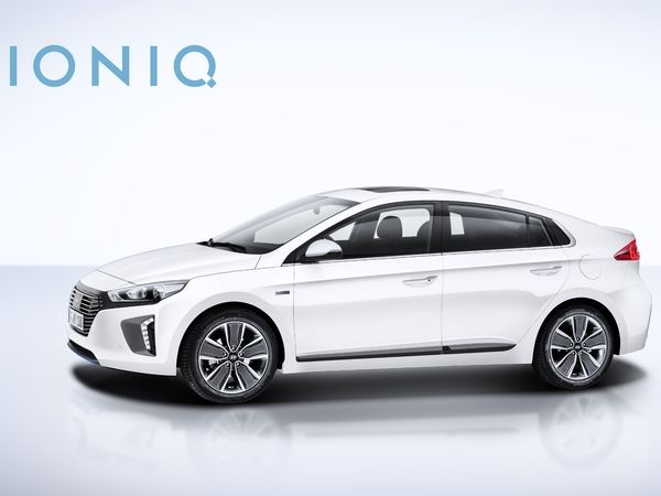Photo HYUNDAI IONIQ