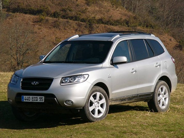 Photo hyundai santa fe 2007