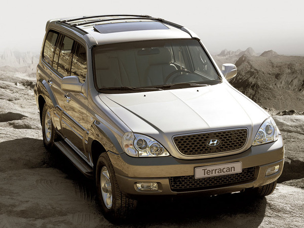 Photo HYUNDAI TERRACAN
