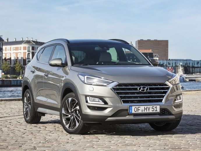 Photo hyundai tucson 2016