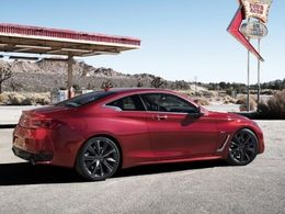 Infiniti Q60 (2e Generation) Coupe