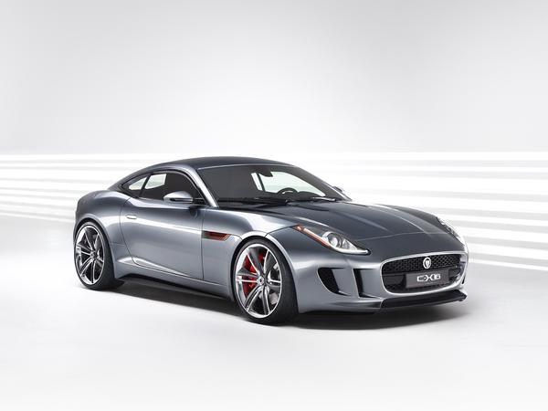 JaguarC-x16 Concept