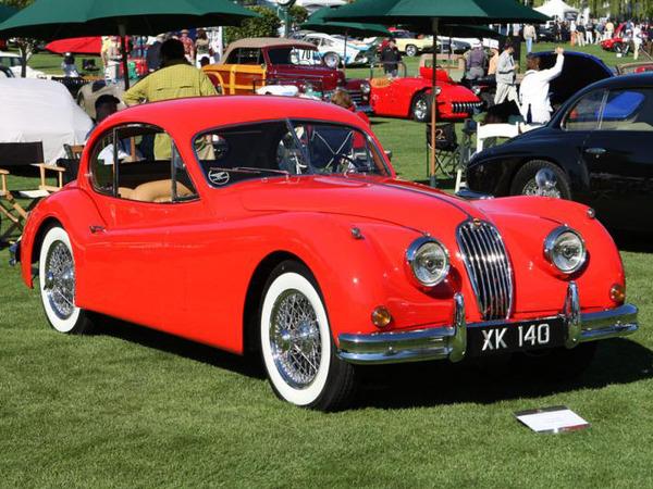 Jaguar Coupe Xk