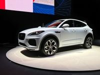 photo de Jaguar E-pace