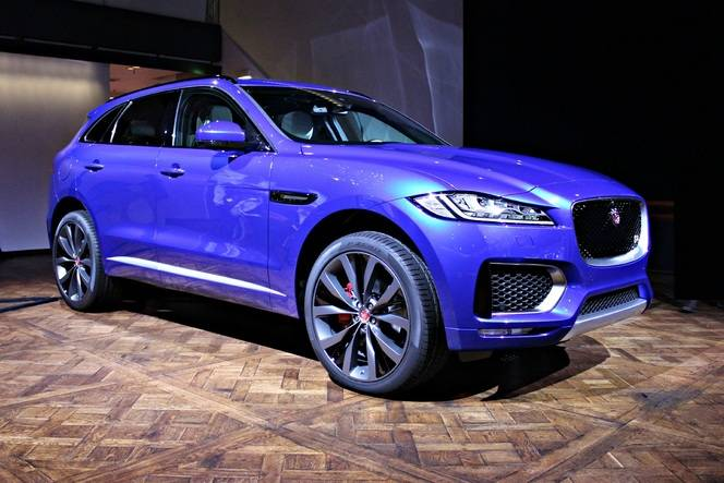 jaguar f pace essais fiabilit avis photos prix. Black Bedroom Furniture Sets. Home Design Ideas