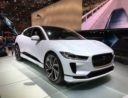 photo de Jaguar I-pace