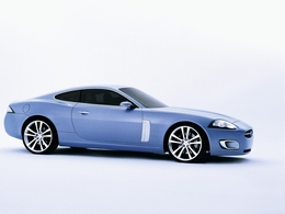 Jaguar Lightweight Coupe Concept