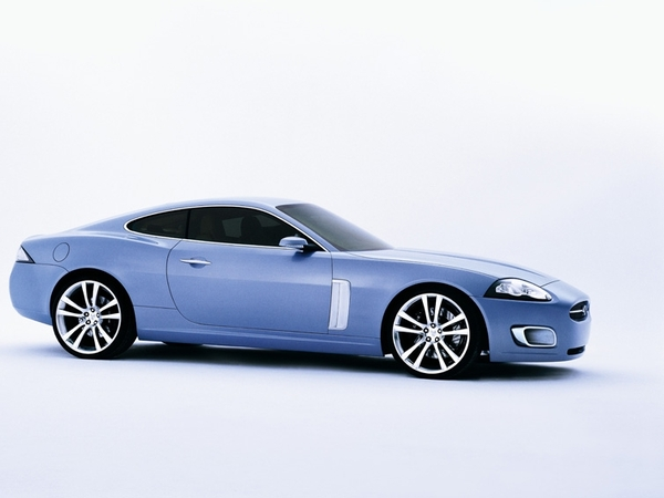 JaguarLightweight Coupe Concept
