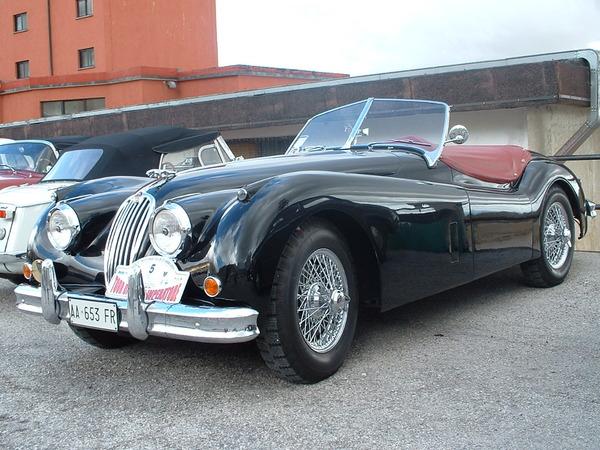 Jaguar Roadster Xk