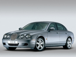 Jaguar S-type 2