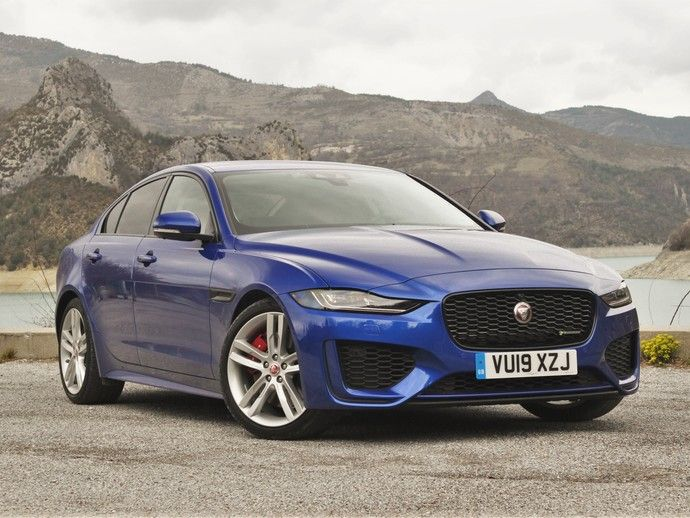 Photo jaguar xe 2018